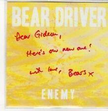 (DC547) Bear Driver, Enemy - 2012 DJ CD
