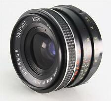 UNIPHOT Wide Angle 35mm F2.8 Lens for M42/Pentax Screw Mount