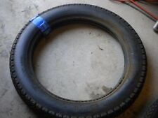 NEW NOS Vintage Avon Safety Mileage SM MK II 3.50 x 17 Made in England Tire