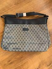 Brand New Large Blue Patterned Handbag