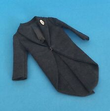 Vintage Barbie Ken Here Comes The Groom Grey Tailcoat Tuxedo Jacket