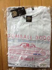 Gumball 3000 Rally tee shirt-taille moyenne-Blanc-Bnwt