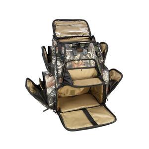 Wild River NOMAD Mossy Oak Tackle Tek Lighted Backpack w/ No Trays  (WCN604)