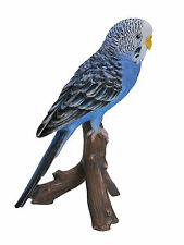 Vivid Arts - PET PALS WILDLIFE PET & BUDGIE BIRD BOX - Blue Budgerigar Budgie