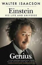 Einstein: His Life and Universe by Walter Isaacson (Paperback) New Book