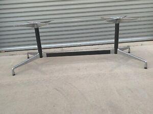 Herman Miller Aluminum Group Segmented Table Base