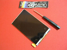 DISPLAY LCD per SAMSUNG GALAXY TREND LITE DUOS GT S7392 FRESH MONITOR Nuovo