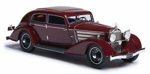 Austro Daimler ADR8 Alpine Sedan rot (maroon) 1932 - 1:43 Esval limited