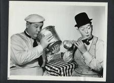 LAUREL & HARDY PHOTO - 1928 BIG BUSINESS - SILENT SHORT - 1960s REPRINT