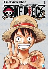 ONE PIECE 20th Anniversary Limited Edition Silver volume 1 ed. star comics manga