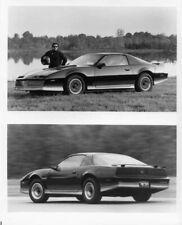 1984 Pontiac Trans Am Press Photo and Release 0048