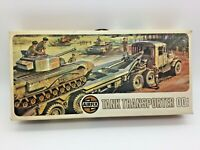 Airfix Scammell Tank Transporter OO Model Kit 02301-6 cat.no.A201V 1962