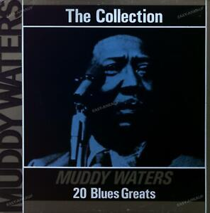 Muddy Waters - The Collection - 20 Blues Greats LP 1985 (VG/VG) .