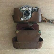 Vintage 1945 Mercury Ii 35Mm Camera-Universal Ticor F2.7 Lens