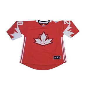 ADIDAS Canada World Cup Of Hockey Jersey Tavares #20 Youth L/XL