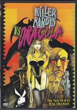 2002 KILLER BARBYS VS DRACULA DVD HORROR CULT FILM