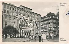 Ak, Ring Messehaus in Leipzig 1954, DDR (G)19527