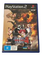 Metal Slug 4 PS2 PAL *Complete*