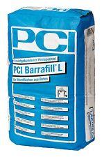 PCI Barrafill L 25 kg Hellgrau Feinspachtel Betonspachtel Beton-Kosmetik