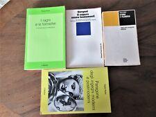 Paolo Rossi. 4 libri. Il Mulino ,1986-89. Einaudi , 1975-1983<