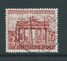 GERMANY BERLIN 1949 3M FINE USED CAT £21