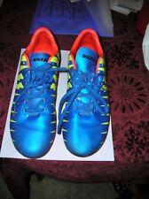 -Vizari Mens Bolt FG Soccer Shoe, Blue/Yellow/Orange, 7.5 M US #9331875 VGC