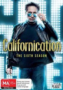 Californication : Season 6 : NEW DVD