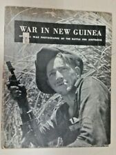 War in New Guinea: Official War Photographs of the Battle (Paperback, 1942)