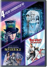 4 Film Favorites: Tim Burton Collection [New DVD] Boxed Set