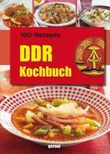 DDR Kochbuch 100 Rezepte (2019, gebunden)