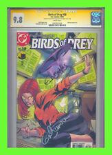 Birds of Prey #58 CGC 9.8 SS Gail Simone Ed Benes 2019 MOVIE