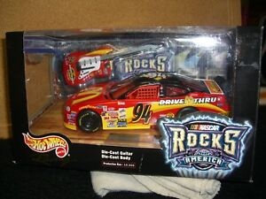 1/24 Hot Wheels nascar 1999 Rocks America Bill Elliott #94