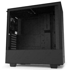 NZXT H510i Tempered Glass Matte Black Mid-Tower ATX Desktop Computer PC Case