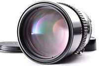 Near Mint Nikon Nikkor Ai 135mm f/2.8 Telephoto Lens From Japan SLR Camera MF