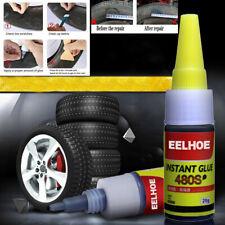 Mighty Tire Repair Glue Tyre Puncture Sealant Glue Bike Car Tire Repair Patch