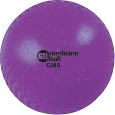 Champion Sports 8lb Gel Filled Medicine Ball GM8 Medicine Ball 8.5 DIA NEW