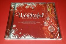 THE MOST WONDERFUL TIME OF THE YEAR - CHRISTMAS CD
