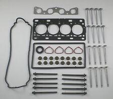 HEAD GASKET SET BOLTS 16 VALVES CLIO 2 KANGOO TWINGO 1.2 16V D4F 2000-05 VRS