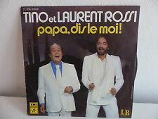 TINO et LAURENT ROSSI Papa dis le moi 2C008 63523