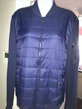 SALE Genuine Ralph Lauren Mens Jacket, Size S/M, Blue, Nwot, RN-41381