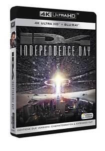 Independence Day (Blu-Ray Ultra HD 4K + 2 Blu-Ray) 20TH CENTURY FOX