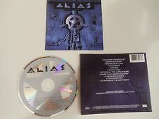 ALIAS -1990 Wall Of Silence/Journey/Sheriff/Hugo/Tyketto/Hardline/Open Skyz CD