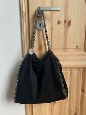 Original Stella McCartney Tote Falabella Bag Handtasche schwarz vegan