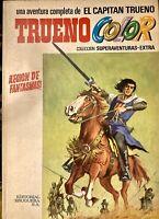 TRUENO Color Aventura Completa Nº 2 Legión de fantasmas Bruguera1969