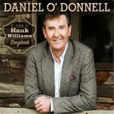 DANIEL O'DONNELL-THE HANK WILLIAMS SONGBOOK-16 TRACK CD-NEW-AUSTRALIA-2015