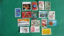 3 lots de timbres français oblitérés  thème divers