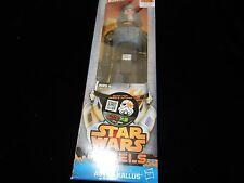 """Disney Star Wars Rebels Agent Kallus 12"""" Hero Series 2014 Hasbro (Boxed)"""