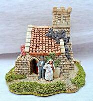 VINTAGE LILLIPUT LANE WEDDING BELLS WITH ORIGINAL BOX DEEDS & PAPERWORK PERFECT