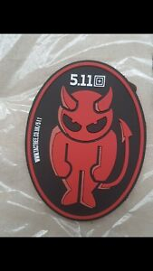 5.11 Tactical Patch British Army Red Devils / Parachute Regiment