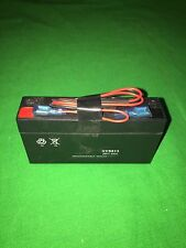 New Elcotel 6V Battery for Payphones Pay Phone Telephone
